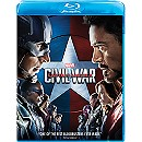 Captain America: Civil War Blu-ray with FREE Lithograph Set Offer - Pre-Order