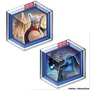 Disney Infinity Marvel Super Heroes Toy Box Game Discs