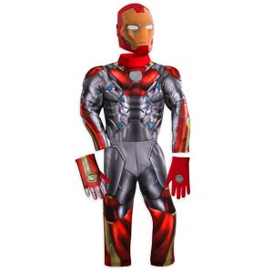 Iron Man Light-Up Costume for Kids - Spider-Man: Homecoming 2844041618057MS