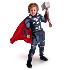 Thor Costume for Kids - Marvel's Avengers: Age of Ultron