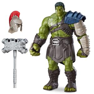 Hulk Electronic Action Figure by Hasbro - Marvel Thor: Ragnarok 3061045460677P