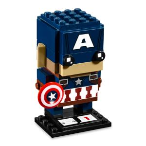 Captain America BrickHeadz Figure by LEGO 3061047092305P