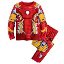 Iron Man Costume PJ PALS for Boys - Marvel's Avengers: Age of Ultron
