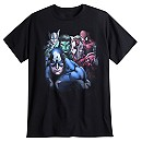 Marvel's Avengers Tee for Men - Plus Size