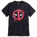 Deadpool Icon Tee for Men by Mighty Fine