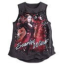 Scarlet Witch Tank Top for Women - Marvel's Captain America: Civil War