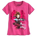 Black Widow Tee for Women - Captain America: Civil War