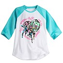 Marvel's Avengers Raglan Tee for Girls