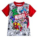 Marvel Comics Tee for Boys