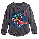 Marvel's Avengers Long Sleeve Thermal Tee for Boys