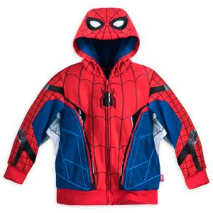 Spider-Man Costume Jacket for Boys 5804040730415M