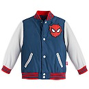Spider-Man Varsity Jacket for Kids - Personalizable