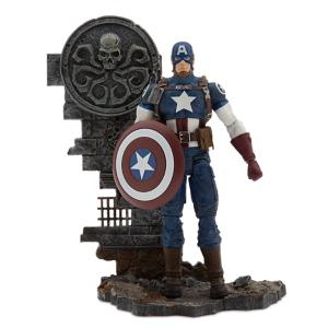 Captain America Action Figure - Marvel Select - 7'' 6101047450280P