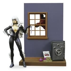 Black Cat Action Figure - Marvel Select - 7'' 3061047452021P