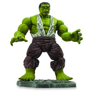 Savage Hulk Action Figure - Marvel Select - 9 3/4'' 3061047452026P