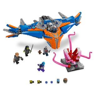 The Milano vs. The Abilisk Playset by LEGO - Guardians of the Galaxy Vol. 2 3061047092185P