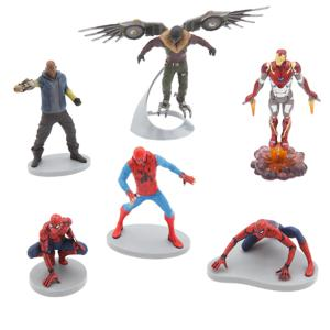 Spider-Man: Homecoming Figurine Set 6107000440548P