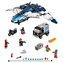 The Avengers Quinjet City Chase by Lego - Marvel's Avengers: Age of Ultron