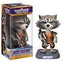 Rocket Raccoon Wacky Wobbler Bobble-Head Figure