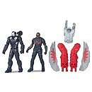 Falcon vs. War Machine Action Figure Set - Captain America: Civil War