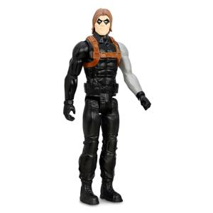 Winter Soldier Action Figure - Marvel Titan Hero Series - 12'' 630509397839P