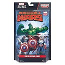 Marvel Legends Shield-Wielding Heroes Set - Captain America & Vance Astro