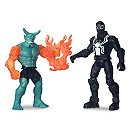 Venom vs. Green Goblin Action Figure Set - Ultimate Spider-Man vs. Sinister Six