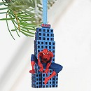 Spider-Man Sketchbook Ornament - Personalizable