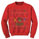 Marvel's Avengers ''Ugly'' Holiday Sweatshirt for Kids - Limited Release