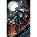 ''Captain America Homecoming 1'' Giclée on Canvas