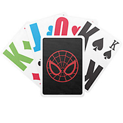 Spider-Man Playing Cards - Create Your Own