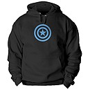 Captain America Hoodie for Adults - Create Your Own