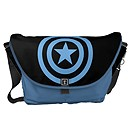 Captain America Messenger Bag - Create Your Own