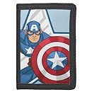 Captain America Nylon Wallet for Kids - Create Your Own