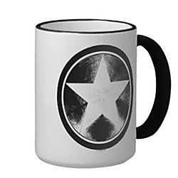 Captain America Mug - Create Your Own