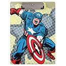 Captain America Clipboard - Create Your Own