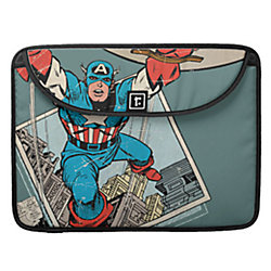 Captain America MacBook Pro Sleeve - Create Your Own