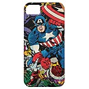 Captain America iPhone 5 Case - Create Your Own