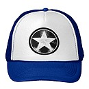 Captain America Trucker Hat for Adults - Create Your Own