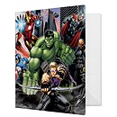 The Avengers 3-Ring Binder - Create Your Own