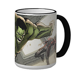The Incredible Hulk Mug - Create Your Own