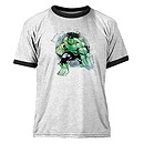Hulk Ringer Tee for Adults - Customizable