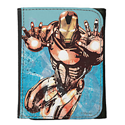 Iron Man Leather Wallet for Kids - Create Your Own