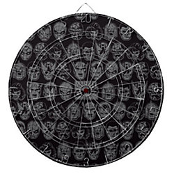 Marvel Comics Dart Board - Create Your Own