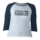 Agents of S.H.I.E.L.D. Long Sleeve Raglan Tee for Women - Create Your Own
