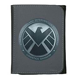 Agents of S.H.I.E.L.D. Tri-Fold Wallet - Create Your Own