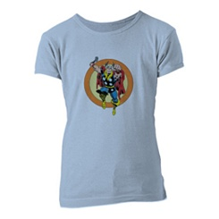 Thor Retro Tee for Girls - Create Your Own