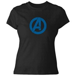 The Avengers Logo Tee for Women - Create Your Own