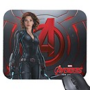 Black Widow Mouse Pad - Marvel's Avengers: Age of Ultron - Create Your Own