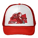 Scarlet Witch Trucker Hat - Captain America: Civil War - Create Your Own